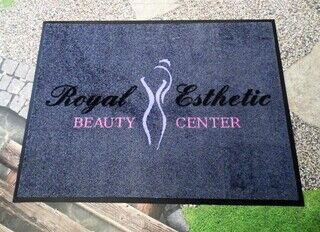 Logoga porivaip - Royal Esthetic Beauty Center