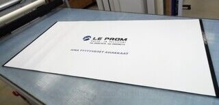 Reklaamsilt - Le Prom