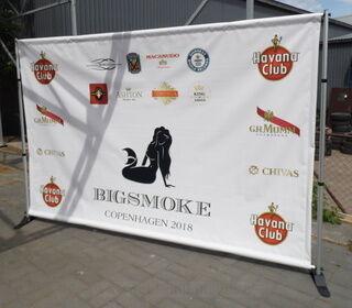 Reklaambänner - Bigsmoke
