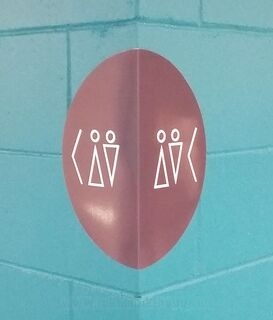 Infokleebised seinal