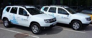 Logokleebised sõidukitele - Elektrilevi