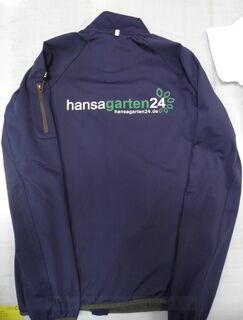 Spordijakk logoga - Hansagarten