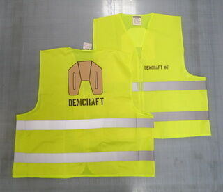 Helkurvestid trükiga - Demcraft