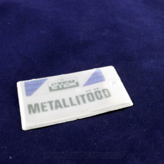 Etem metallitööd helkur