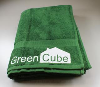 GreenCube saunalina