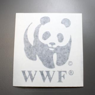WWF kleebis siirdekilel
