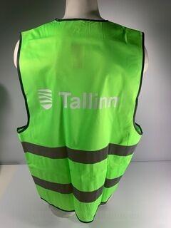 Trükiga helkurvest - Tallinn