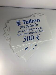 Auhinna silt - Tallinn