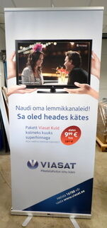 Viasat roll up