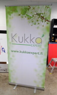Kukka roll up
