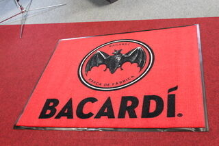 Logomatto Bacardi