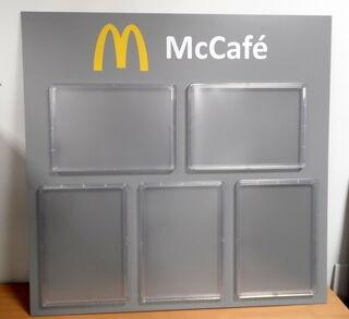 Mc Cafe stend