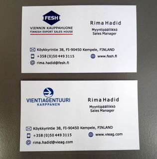 Vientiagentuuri visiitkaart