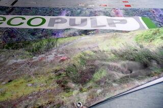 PVC bänner Eco Pulp