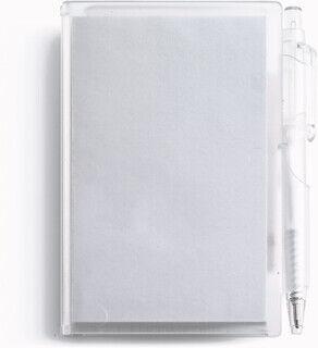 Märkmik pliiatsiga