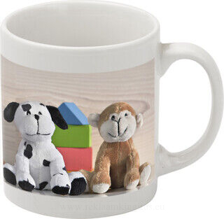 Mug, suitable for sublimation.