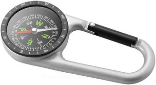 Kompass karabiiniga