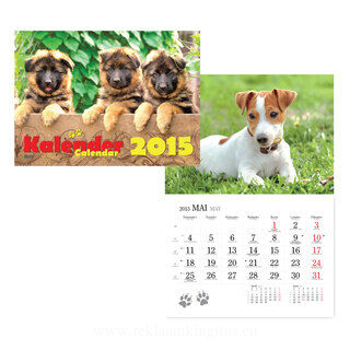 Koerakalender 2. pilt