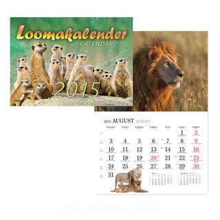 Loomakalender 2. pilt