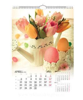 Lillekalender 3. pilt