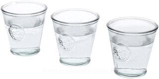 Joogiklaasid, 3 tk