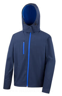 TX Performance Hooded Softshell Jacket 3. pilt