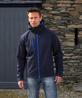 TX Performance Hooded Softshell Jacket 5. picture