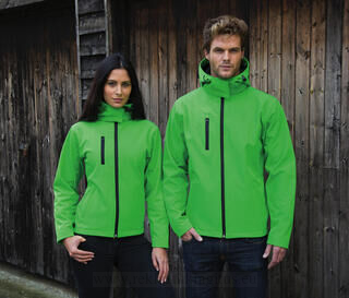 TX Performance Hooded Softshell Jacket 7. picture