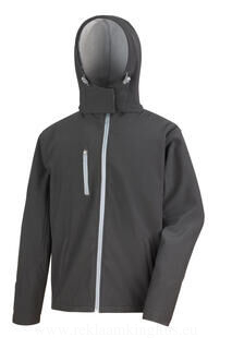 TX Performance Hooded Softshell Jacket 2. picture