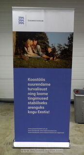 Roll-Up Exclusive 850x2000mm